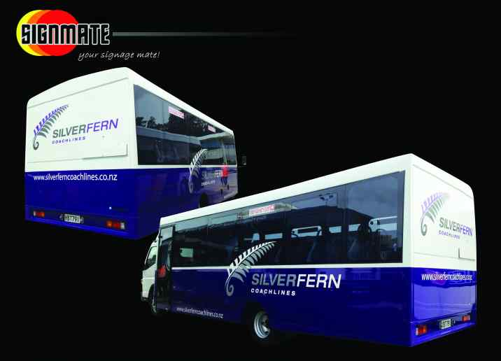 Bus commercial graphic, 3M vinyl cutting, full car wrapping, high quality digital print and cut, air release laminating